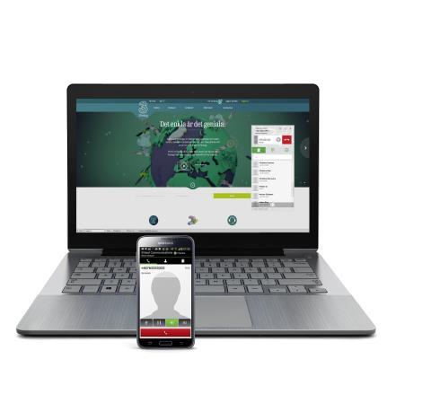 3 först i Sverige med Softphone i växelapplikation för företag