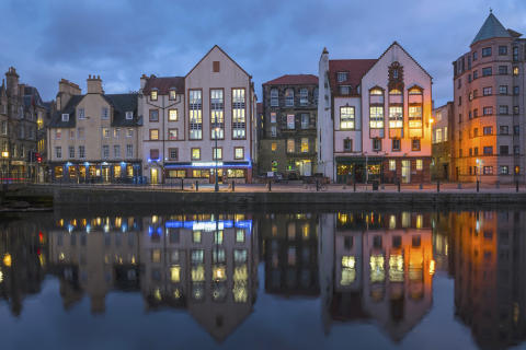 Three Scottish districts star in TravelSupermarket's UK 'Hip Hang-out Neighbourhood Index'