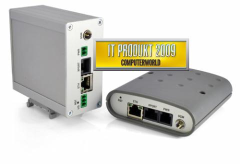 Utmärkt 3G router för HSUPA