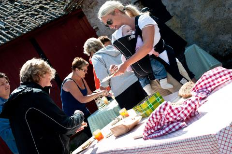 Smaka på Öland - Säsongspremiär för guidade matvandringar