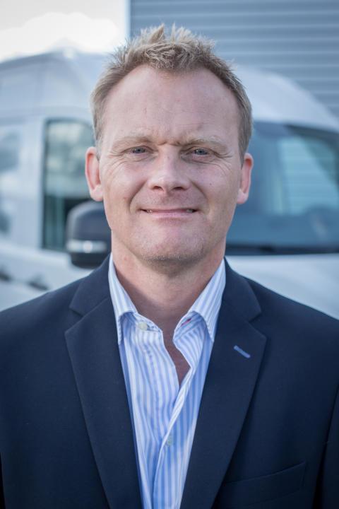 Nicolai Sperling - MANs varebilschef