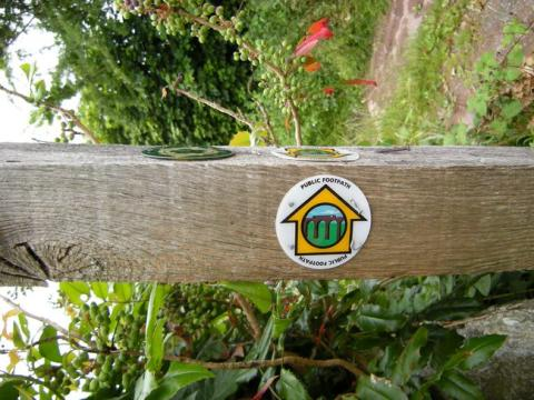 Ramblers Walking Holidays: Heart of Wales Line Trail