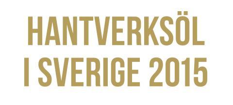 Poppels släpper rapporten Hantverksöl i Sverige 2015