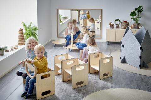 Bæredygtig børnehave