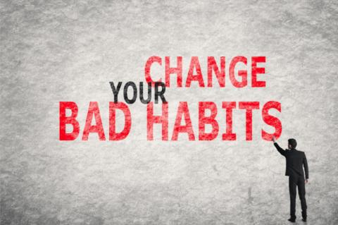 Leave your bad habits in 2017 to boost your success in 2018 claims Redwood Origins