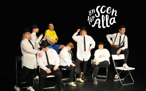"""""""En scen för alla"""" är tillbaka – med fler föreställningar"""