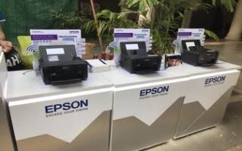 Epson support School - Photo Activity