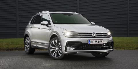 Tiguan – nye topmotorer og R-Line-styling