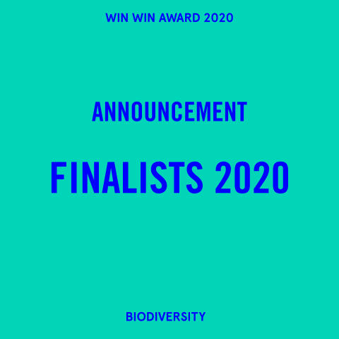 Biodiversity in focus of world leading sustainability award – here are the finalists