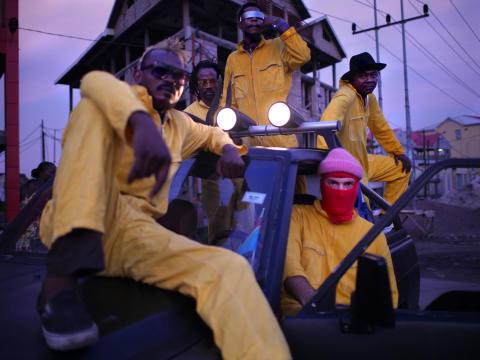 KOKOKO! forvandler skrald og skrot til eklektisk dansemusik