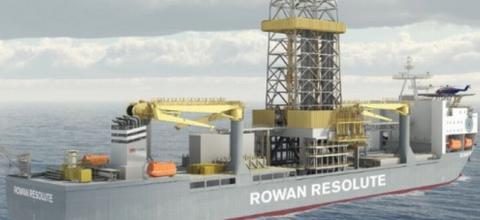 Rowan inks contract for deepwater newbuild