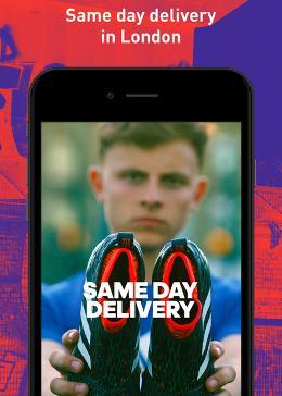 Powered by NewStore:  adidas bringt mit GLITCH innovative Schuhe ins mobile Zeitalter - Exklusive Fußball-Community kombiniert Individualität und Technologie
