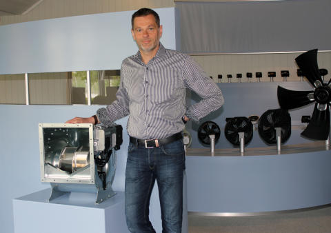 Ny säljare på ventilationsavdelningen i Stockholm