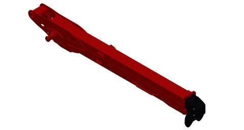 Cranab lanserar enkelteleskopkran för lastbilar