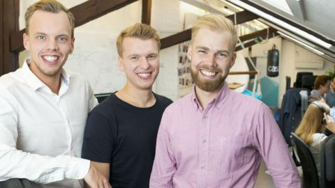 """Nyhet : """"Prisjakt-grundare blir delägare i Mina Tjänster"""""""