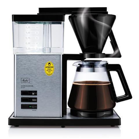 Melitta® Aroma Signature – kaffebryggaren som sätter en ny standard