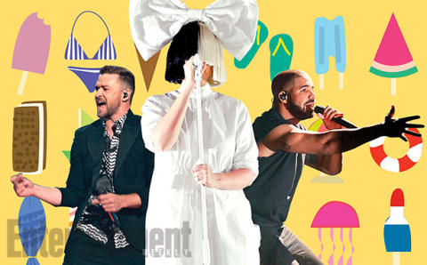 Entertainment Weekly: Do we have a Song of the Summer yet?