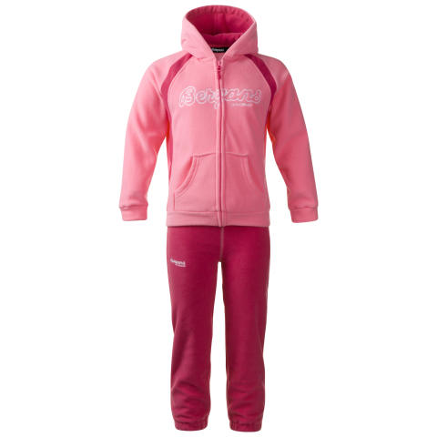 Smådøl Kids Set - Lollipop/Hot Pink