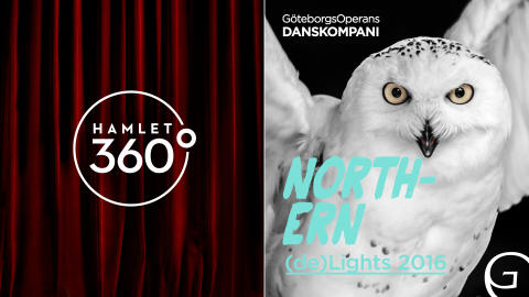 Dubbla premiärer på GöteborgsOperan