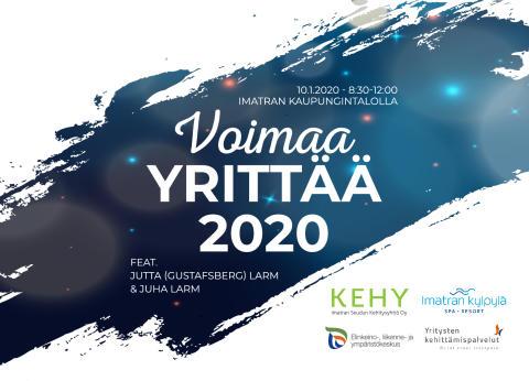 VOIMAA YRITTÄÄ 2020