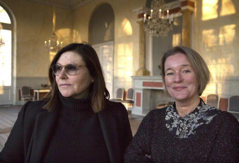 Pia Forsgren och Maria Lindal