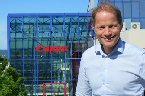 Canon klar markedsleder i 2015 innen dokumenthåndtering