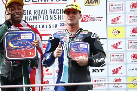 アジアロードレース選手権 Rd.01 3月8-10日 マレーシア