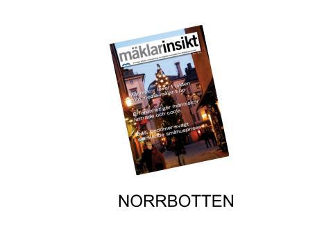 Mäklarinsikt Norrbotten