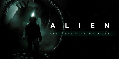 Alien RPG Banner Art