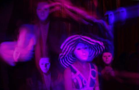 Det eksperimentelle alt-pop-bandet Pram er tilbake