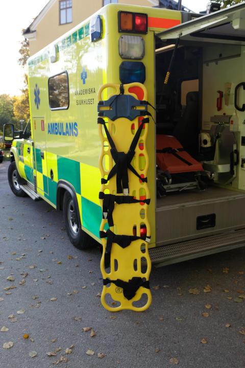 Ambulans (stillastående)