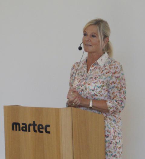 Direktør Danske Rederier Anne Trolle