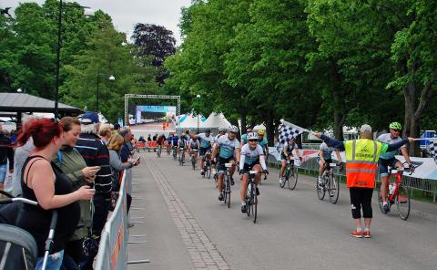 Första helgen i Cykelveckan genomförd