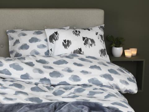 Bed set Alexandria, Blanket Isabelle_5