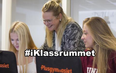 """Vi lärare har Sveriges viktigaste jobb"""