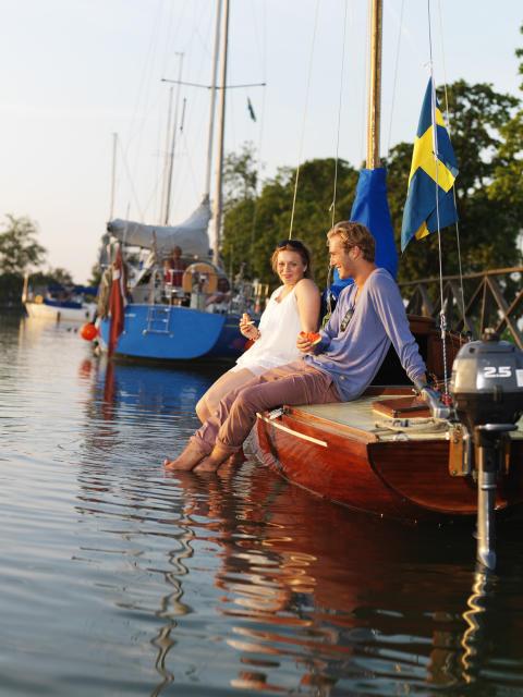 Göta kanals svar på förändrade semestervanor