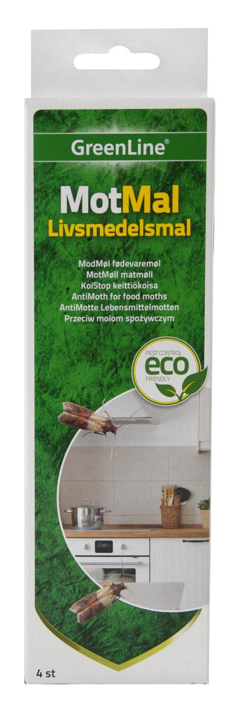 Matvaremøll -GreenLine
