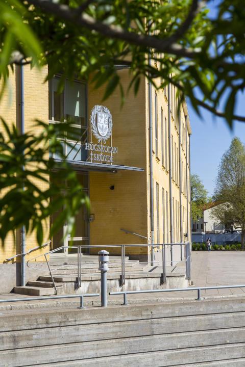 G-huset, Högskolan i Skövde