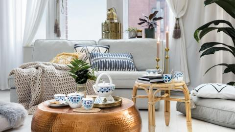 It's teatime – Time out with friends for the perfect tea experience à la Villeroy & Boch