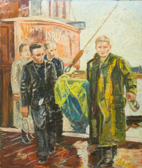 Hemkomsten, 1932