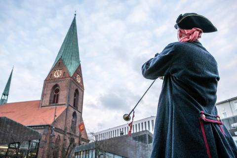 Veranstaltungen im März über Tourist-Information Kiel