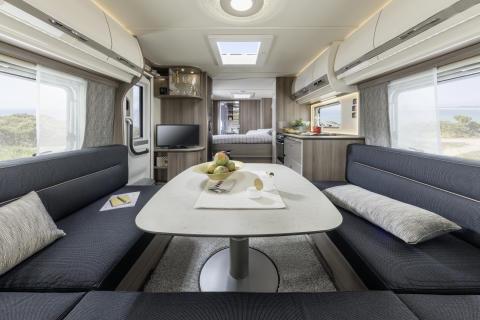 Fendt-Caravan präsentiert den Tendenza 2020