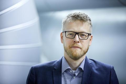 Niklas Gunnar utsedd till officiell VD för Mälarenergi.