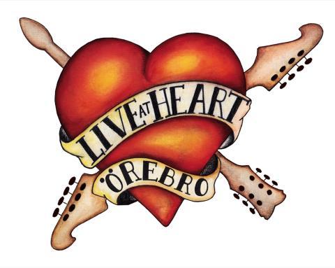 Live at Heart Creative 2019