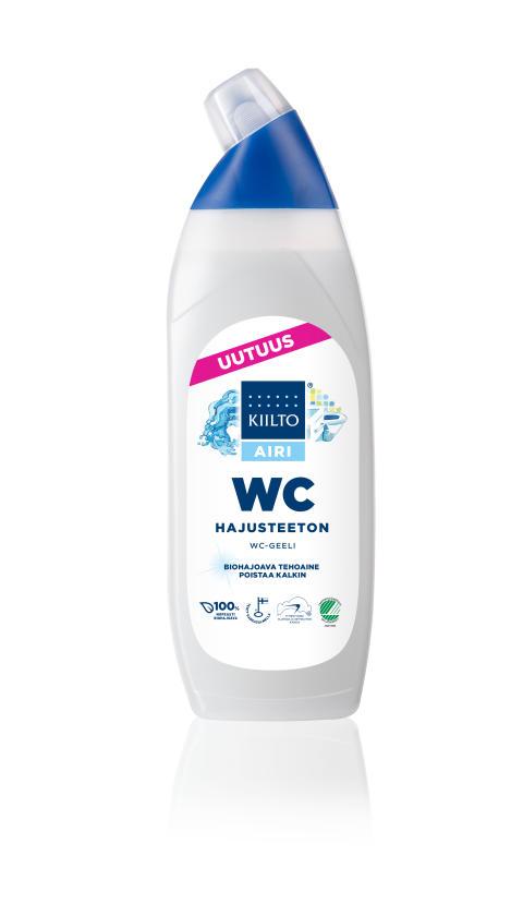 Kiilto Airi WC-geeli 850 ml