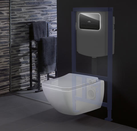 Villeroy & Boch sur le salon ISH 2017 :  De nouveaux standards pour un design de salle de bains contemporain