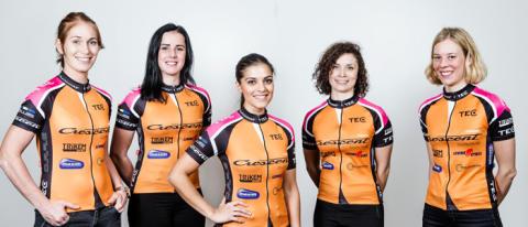 Här är nya Team Crescent DARE