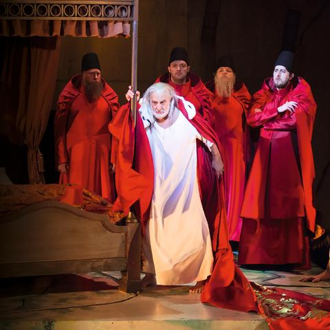 Plácido Domingo live från Royal Opera House på SF Bio