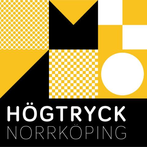 Ett högtryck drar in över Norrköping