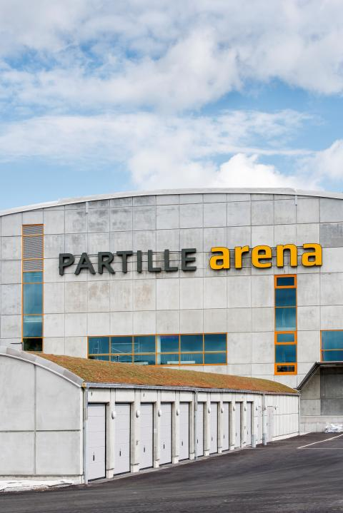Sveriges modernaste Arena